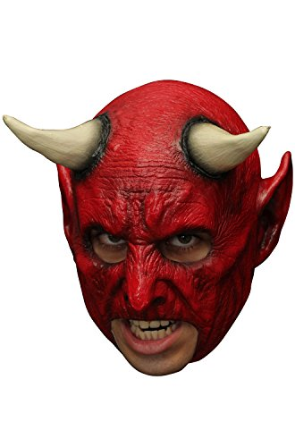 Ghoulish Prodcutions Demon Chinless Mask Adult Accessory -