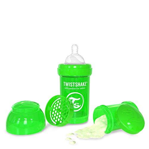 - Twistshake Anti-Colic 180ml/6oz Green