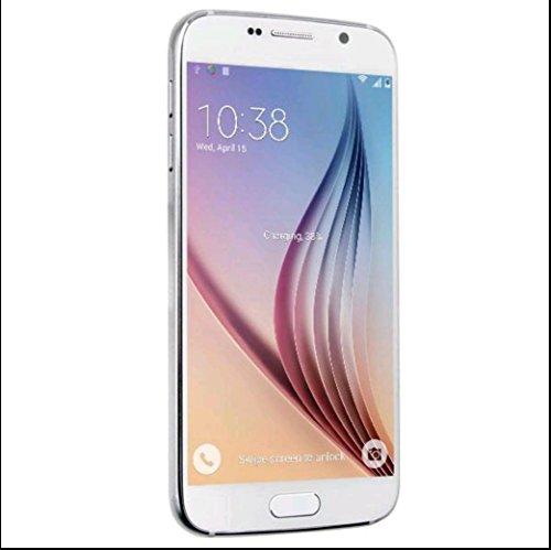 Samsung Galaxy S6 Dual-SIM SM-G9200 White, 32GB, LTE, Unlocked International Version no warranty