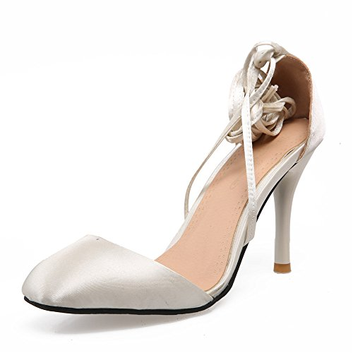 Fashion Heel - De tacón mujer Beige
