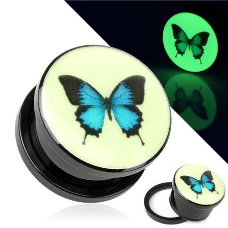 plug écarteur phospho papillon 12 mm