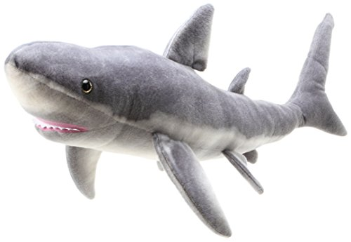 (VIAHART Sammy The Shark | 3 Foot Long Great White Stuffed Animal Plush | by Tiger Tale Toys)