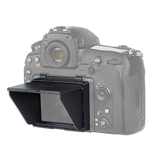 (Sun Shield Pop-up LCD Hood,Sun Shade & Screen Protector for Camera LCD Hood (Camera LCD Hood-Nikon)