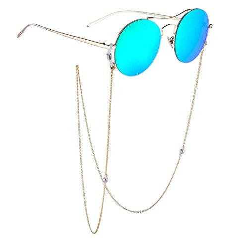 Pearl Eyeglass Holder Necklace - 5