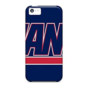 Fashionable Style Cases Covers Skin For Iphone 5c- New York Giants
