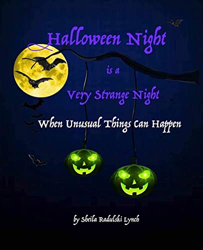 Halloween Night is a Very Strange Night When Unusual Things Can Happen]()