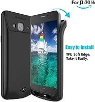 Newdery Funda Bateria Samsung Galaxy J3, 4000Ah Carcasa ...