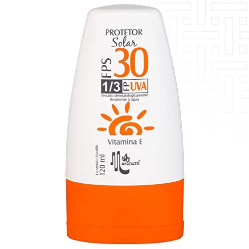 Protetor Solar 30 Marchetti Transparente