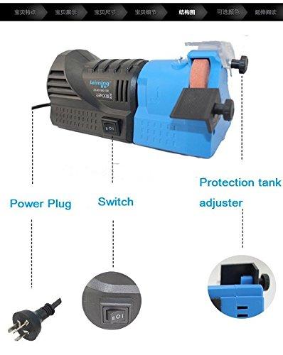 YiFun 110W Home DIY Artifact 3 IN 1 Multifunction Sharpener,Multipurpose sharpener, drill sharpeners