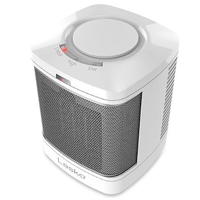 Lasko Ceramic Bathroom Heater in White