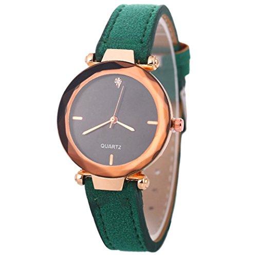 5 Jelly Digital Sport (Fashion Watches Cream Color Ultra-thin Fashion Gift Silicone Strap Leisure Scrub Geneva Sport Wristwatch Women Jelly Watches (Green))