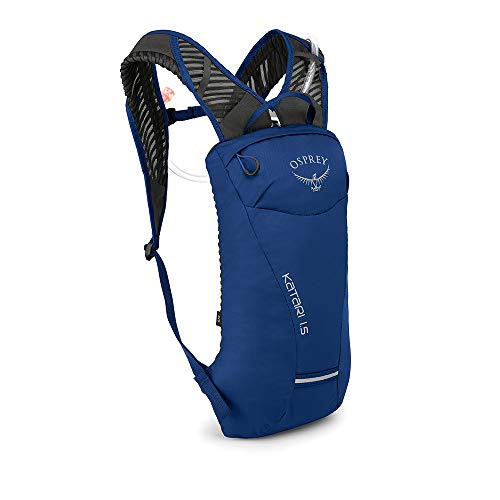 Osprey Packs Katari 1.5 Bike Hydration Pack, Cobalt Blue