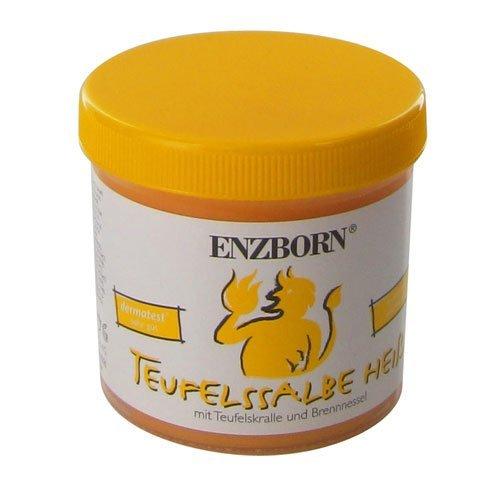 25 opinioni per Enzborn Unguento All'artiglio Del Diavolo A caldo 200 ml, 1er Pacco (1 x 200 ml)