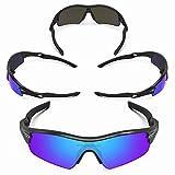 WOOLIKE Sports Sunglasses Driving Glasses Shades