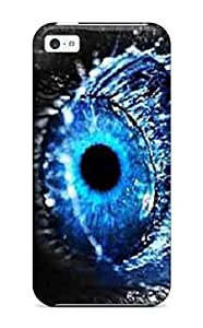 Walter Holmes Design High Quality Digital Art Cover Case With Excellent Style For Iphone 5c