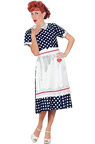 Best Tv Characters Halloween Costumes (I Love Lucy Adult Costume)