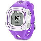 Garmin Forerunner 10 GPS Watch (Violet) (Certified Refurbished)