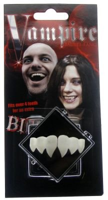 Billy-Bob Vampire Multi-Fang False]()