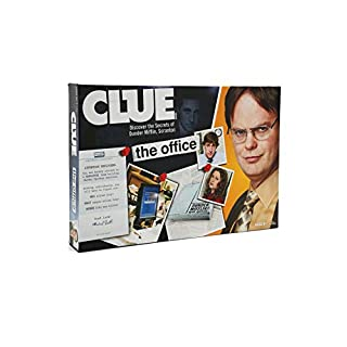 Clue The Office Editon Board Game