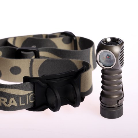 Zebralight H502pr Photo Red AA Flood Headlamp for sale  Delivered anywhere in USA