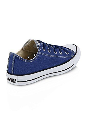 Converse Ct Bas Wash Ox 287140-55-52 Unisex - Erwachsene Sneaker Blau