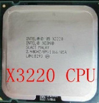 Intel X3220 2 4GHz Processor Socket product image