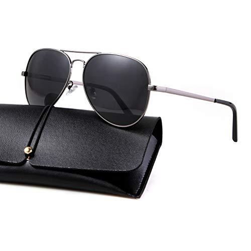 Aviator Sunglasses for Women 80s Sunglasses Mens Polarized
