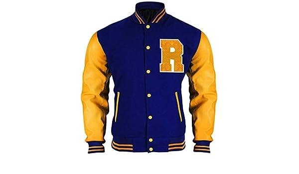 Riverdale Archie Andrews KJ APA Varsity Letterman R Bomber ...