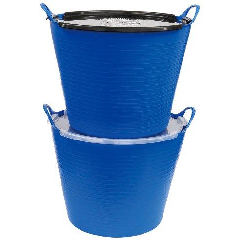 Tubtrugs SP14P 3.5-Gallon Storage Bucket, Purple by Tubtrugs (Image #4)