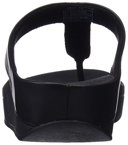 Punta 001 FitFlop™ Nero Black Womens Roka Sandali Post 7W8Eqw