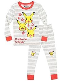 Pokemon Girls' Pikachu Pajamas
