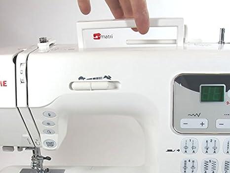 Janome DC 4030 Maquina de Coser: Amazon.es: Hogar