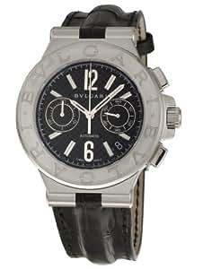 Bvlgari Men's BVLDG40BSLDCH Diagono Chronograph Watch