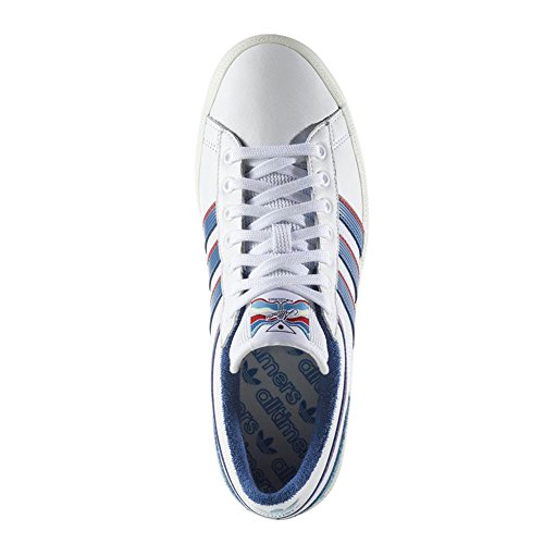 Adidas Superstar Vulc X Alltimers Sneakers Future White / Core Black / Scarlet Mens 7