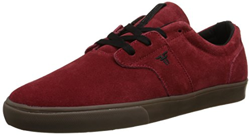 Fallen Men's Chief XI-M, Oxblood/Gum, 9 M US