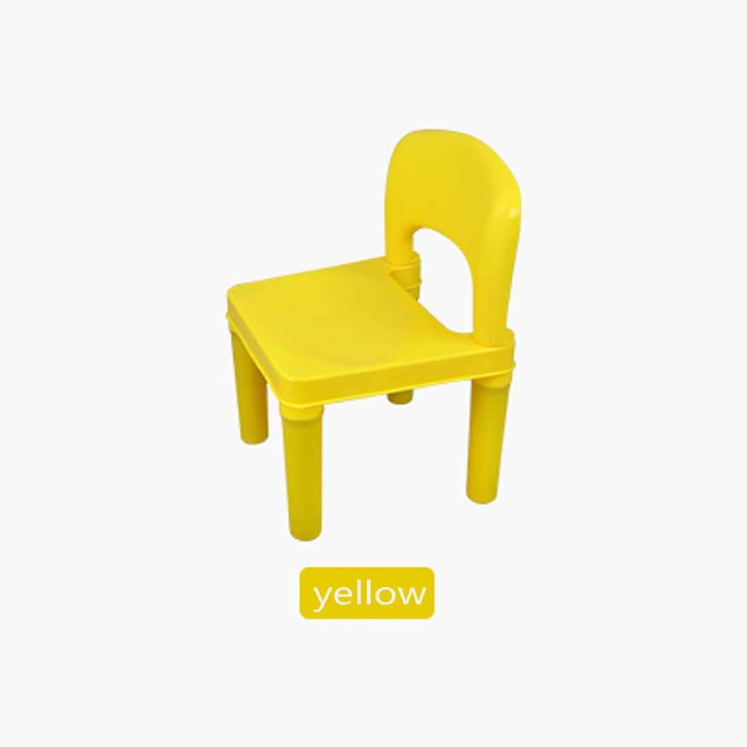 yuboo Kid's Chair (3 Color) (Yellow)