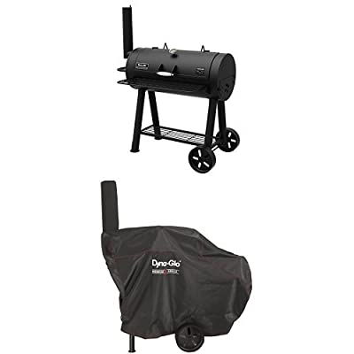 Dyna-Glo Signature Series DGSS675CB-D Heavy-Duty Charcoal Grill from Dyna-Glo