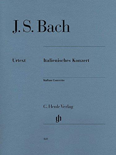 Bach: Italian Concerto, BWV 971