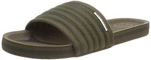Grün Marc Herren Pantoletten 80323691101102 O'Polo Sandal Flat Oliv cYaw1vqa