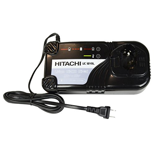 Hitachi UC18YRL 7.2-18V Dual Chemistry Battery Charger