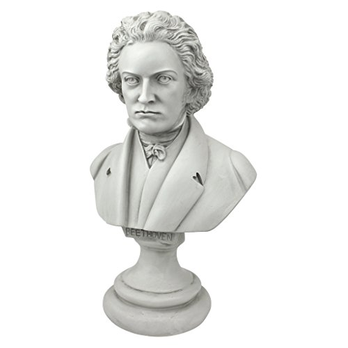 Design Toscano Great Composer Beethoven Sculpture ()