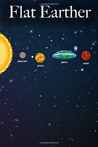 Flat Earther: Flat Earth Society: Blank
