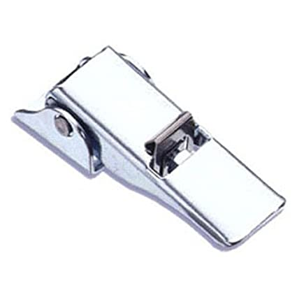 Exposed Base Southco Inc 91-562-07 Exposed-Base Under-Center Latch Southco Vintage-Downunder Latches w//Secondary Catch