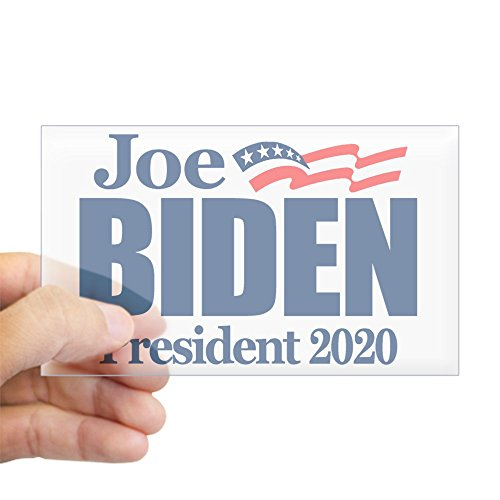 - CafePress Joe Biden 2020 Sticker Rectangle Bumper Sticker Car Decal