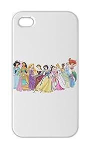 Princess Iphone 5-5s plastic case