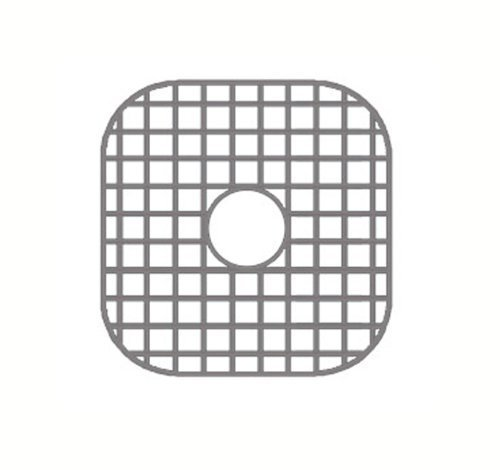 Whitehaus WHN1212G-SS Sink Grid, Stainless Steel by Whitehaus by Whitehaus