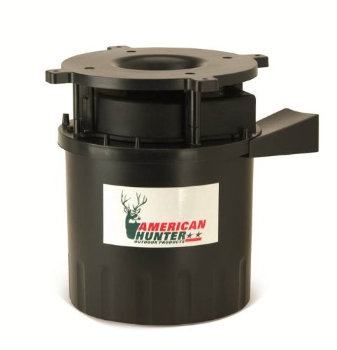 601058 American Hunter Directional Feeder Kit Ah-Df1 Directional Fish Feeder