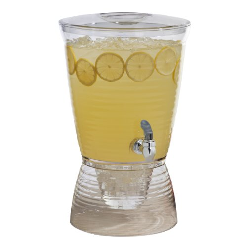 CreativeWare 2.5-Gallon Bark Beverage Dispenser