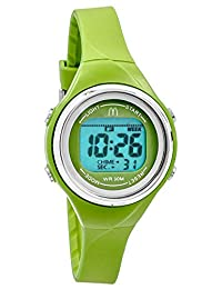 Women's Watches by McDonald's Sportech - Lime Green Digital Sport Watch - Make Every Second Count - MDW10711