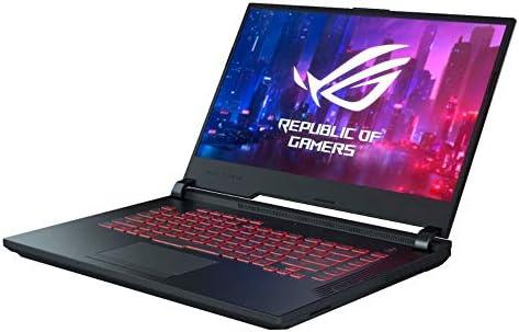 2020 Asus ROG G531GT 15.6 Inch FHD Gaming Laptop (9th Gen Intel 6-Core i7-9750H up to 4.50 GHz, 16GB DDR4 RAM, 512GB SSD + 1TB HDD, GeForce GTX 1650, RGB Backlit Keyboard, Windows 10) (Black) 41lXVFngukL